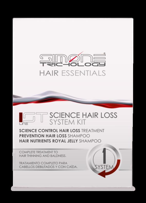 SCIENCE HAIR LOSS SYSTEM KIT