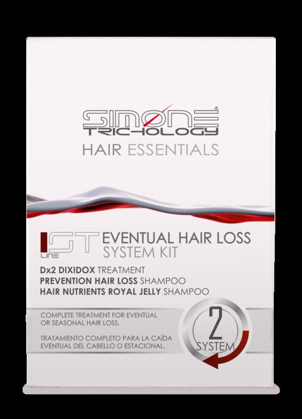 EVENTUAL HAIR LOSS SYSTEM KIT