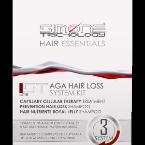 AGA HAIR LOSS SYSTEM KIT